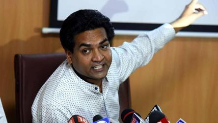 File FIR against BJP's Kapil Mishra, Delhi Chief Electoral Officer orders city police