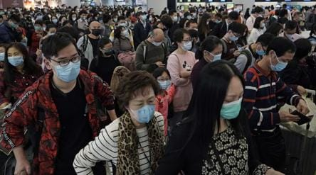 Coronavirus toll up at 25, WHO calls it 'emergency in China, not world'