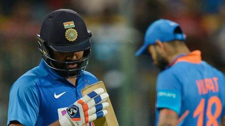 Rohit's numbers pose a big concern for Kohli and Co ahead of 2nd T20I