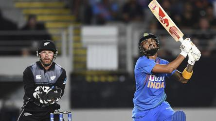 2nd T20I LIVE: Rahul, Iyer lead India to 7-wicket win in Auckland