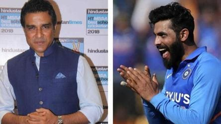 'What is name of that bowler': Jadeja, Manjrekar in another Twitter banter