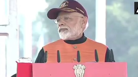'Govt brought citizenship law to correct historical injustice': PM Modi at NCC rally