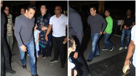 Salman snatches phone of a selfie seeking fan, watch