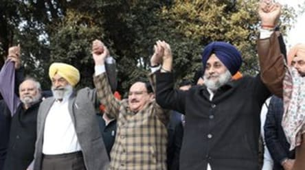 Akali Dal resets stand on Delhi elections, now it again supports BJP