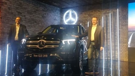 Mercedes drives in all-new GLE 2020 at starting price of  Rs 73.70 lakh