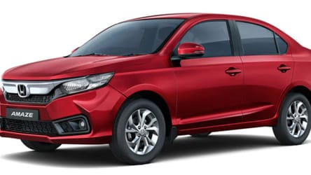 Honda launches BS6-compliant Amaze compact sedan, price starts at Rs 6.09 lakh