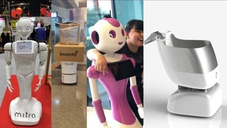 This Bengaluru-based startup wants to be 'Apple' of robotics in India