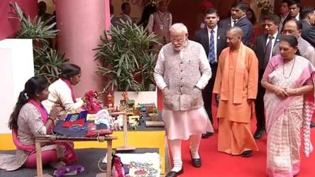 'Free from burden of paperwork': PM Modi shares his vision on Varanasi trip