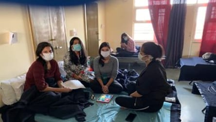 406 Indians back from China test negative for coronavirus, to be sent home