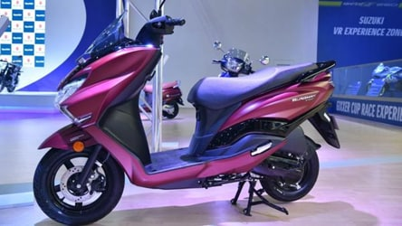 Suzuki launches BS 6-compliant 2020 Burgman Street at Rs 77,900