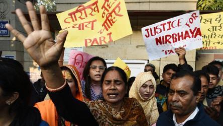 'Hopeful': Delhi rape victim's mother ahead of court hearing on death warrant
