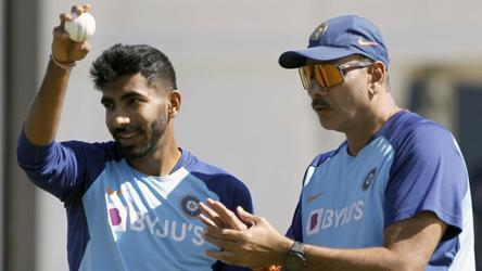 'India has the best fast bowling line-up but...': Waugh on Bumrah & Co