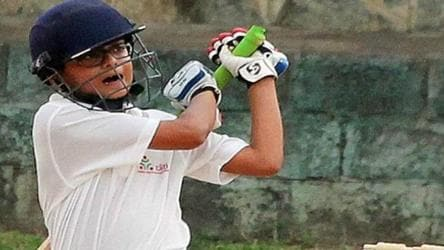 Rahul Dravid's son Samit scores 2nd double century in less than two months