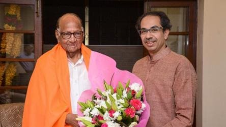Nudged by Sharad Pawar, Uddhav Thackeray's promise on Bhima Koregaon probe