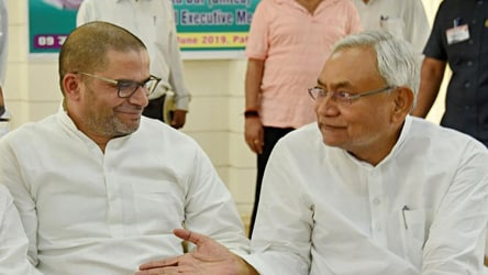 I respect Nitish Kumar, says Prashant Kishor. Then, a sharp takedown