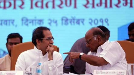 In Maharashtra, the Shiv Sena's political dilemma