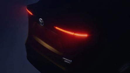 Toyota gives a hint at its new B SUV ahead of global debut