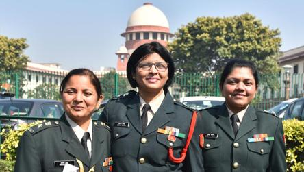 'SC order on women in Army historic, Centre's stand regressive': Shiv Sena
