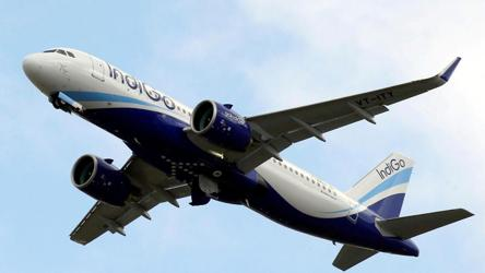 Passenger deplaned for trying to forcibly open aircraft door on IndiGo's flight