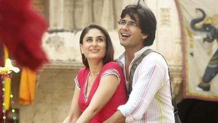 Kareena talks about breakup with Shahid during Jab We Met