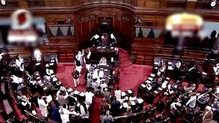 Marching to well may cost Rajya Sabha members voting rights