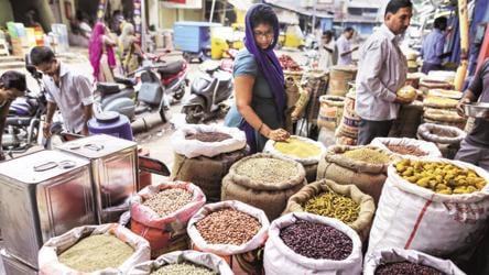 Is India's  food inflation imported?