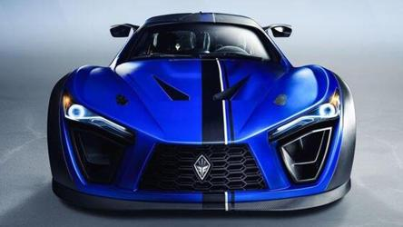 Felino CB7R, the Canadian supercar, is a mean machine on the road