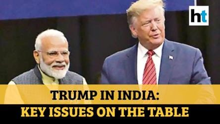 Trump's India visit will boost defence ties, Pakistan not relevant I Analysis