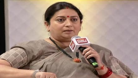 'India wali Irani': What Smriti Irani says when stopped at foreign airports