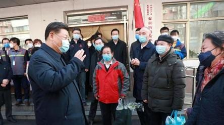 'This is a crisis, coronavirus is China's biggest health emergency': Xi Jinping