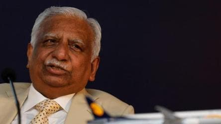 Ex-Jet Airways director Naresh Goyal, wife booked for cheating travel company
