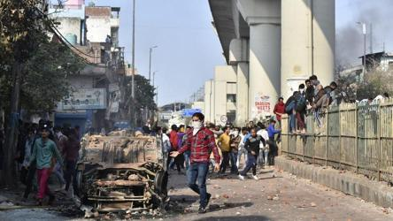 Northeast Delhi violence orchestrated to coincide with Trump visit: MHA official
