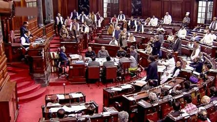 Members of all parties got equal opportunities in Rajya Sabha