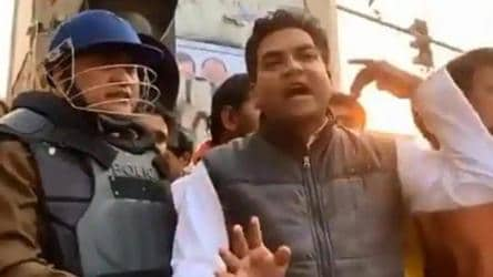 In plea to SC, Bhim Army chief blames BJP's Kapil Mishra for Delhi clashes