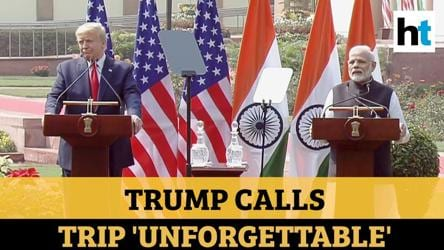PM Modi, 'friend' Donald Trump announce $3 bn defence deal, invoke Pak terror