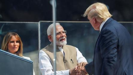Is Trump's trip to India a  message for Pakistan? | Analysis