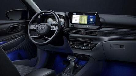 Hyundai releases interior image of India-bound i20