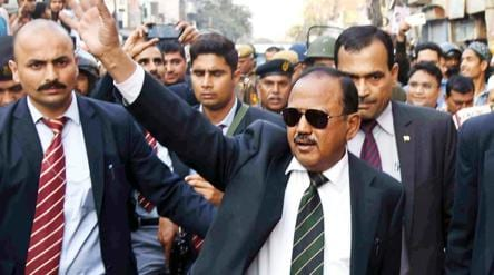 'Inshallah, there will be complete harmony': Ajit Doval's outreach in east Delhi