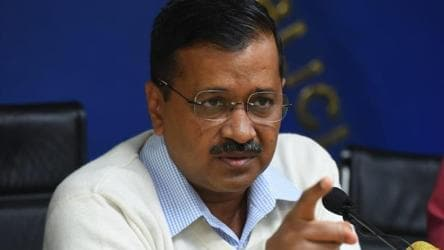 'If found guilty, spare no one': Arvind Kejriwal on row over Tahir Hussain