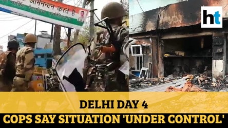 Delhi violence | Day 4: Death toll crosses 25; cops say over 100 arrested