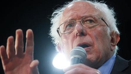 'Failure of leadership': Bernie Sanders on Trump's statement on Delhi clashes
