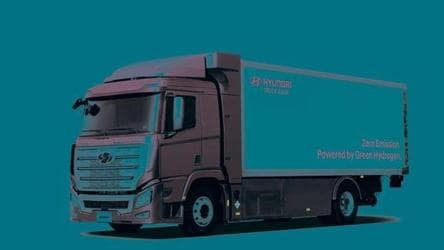 Powered by hydrogen, Hyundai's trucks aim to conquer the Swiss Alps