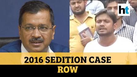 Delhi govt gives nod for Kanhaiya Kumar's prosecution in 2016 sedition case