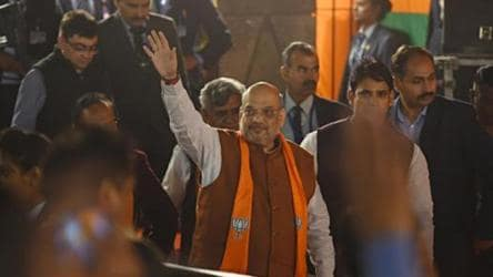 Amit Shah to launch 'charge sheet' against Mamata in Bengal, unruffled TMC 'welcomes' move