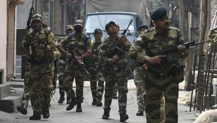 7000 paramilitary soldiers deployed in Delhi, no major incident in 36 hours: Home Ministry
