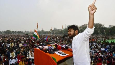 Kanhaiya concludes anti-CAA rallies across 38 Bihar districts