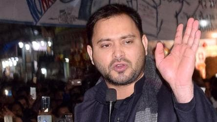 Tejashwi Yadav jabs Amit Shah after Bihar passes resolution against NRC