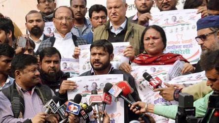 Delhi Govt okays prosecution of Kanhaiya Kumar for sedition in 2016 case