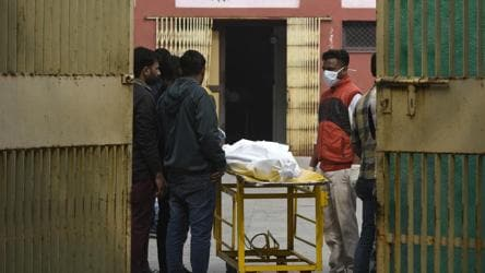 Delhi riots: At mortuaries, unending wait to identify the dead