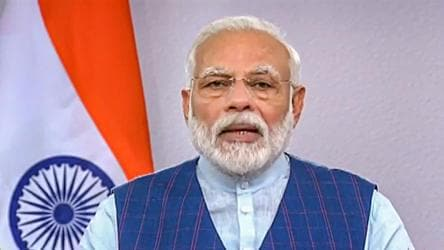 PM Modi to address the nation today on measures to combat ...
